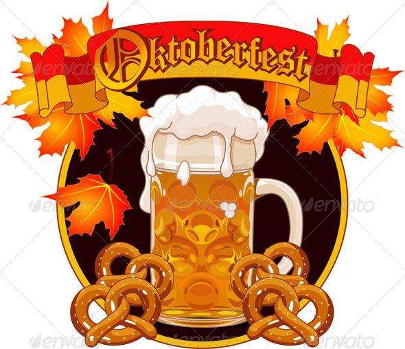 GraphicRiver Oktoberfest Celebration Design 5478402
