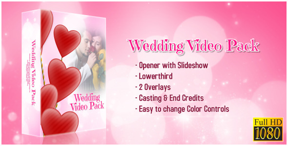 Wedding Video Package