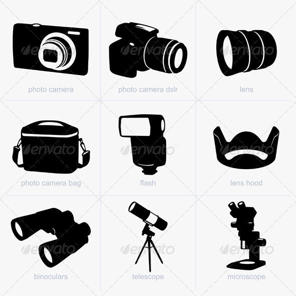GraphicRiver Optical Equipment 5479623