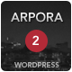 Arpora2 - Multifunctional Business & Portfolio - ThemeForest Item for Sale