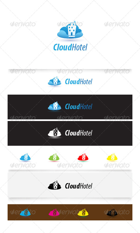 GraphicRiver Cloud Hotel 5479959