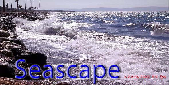 VideoHive Seawaves 5480167