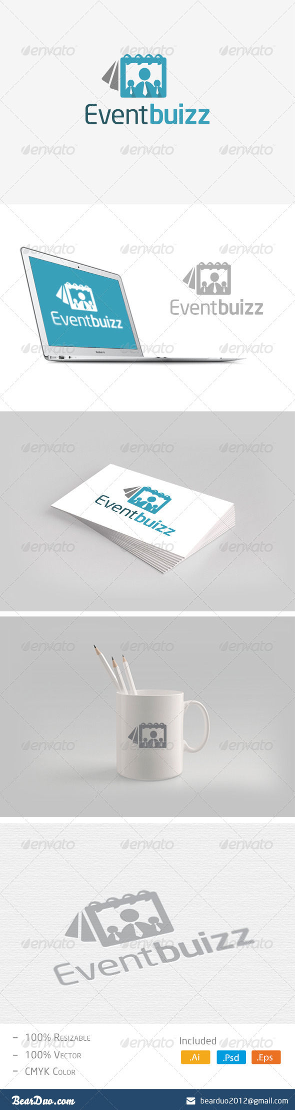 GraphicRiver Business Events Logo 5466372