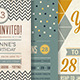 Birthday Invitation Bundle 2 - GraphicRiver Item for Sale