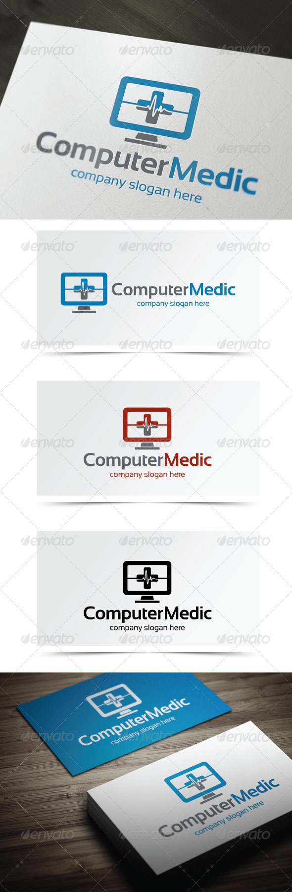 GraphicRiver Computer Medic 5483610