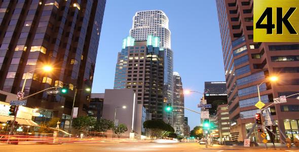 4K Los Angeles Timelapses