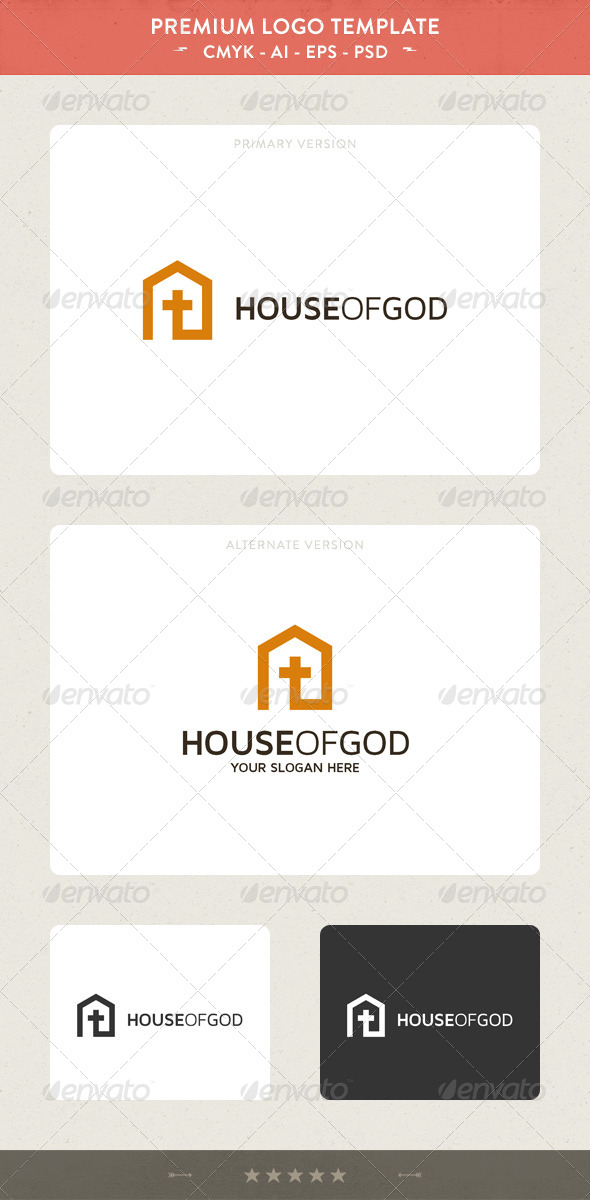 GraphicRiver House of God 5485124