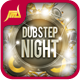 Dubstep Night Flyer Template - GraphicRiver Item for Sale
