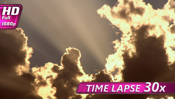 VideoHive Storm After Sunset 5485247