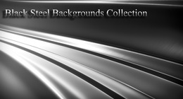 Black Steel Backgrounds