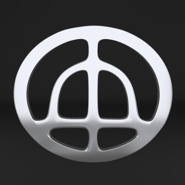 Brilliance Logo - 3DOcean Item for Sale