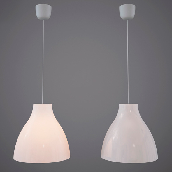 3DOcean Lamp Ikea 5486356