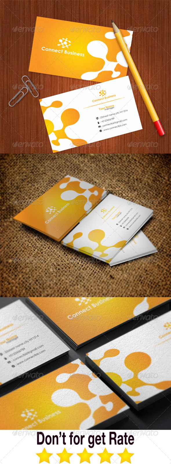 GraphicRiver Connect Business 5487055
