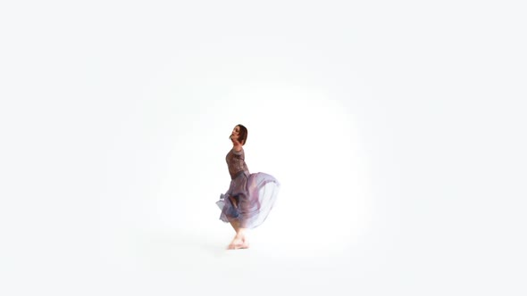 Download Young Girl Dance Modern Contemporary Style  nulled download