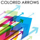 Colored Arrows - GraphicRiver Item for Sale