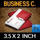 Corporate Business Card Template Vol.32 - GraphicRiver Item for Sale