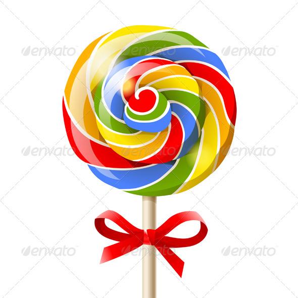 GraphicRiver Lollipop 5487691
