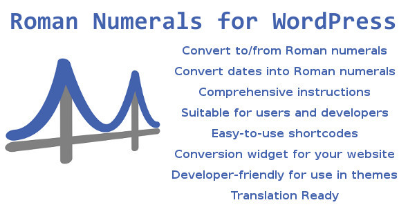 CodeCanyon Roman Numerals for WordPress 5487968