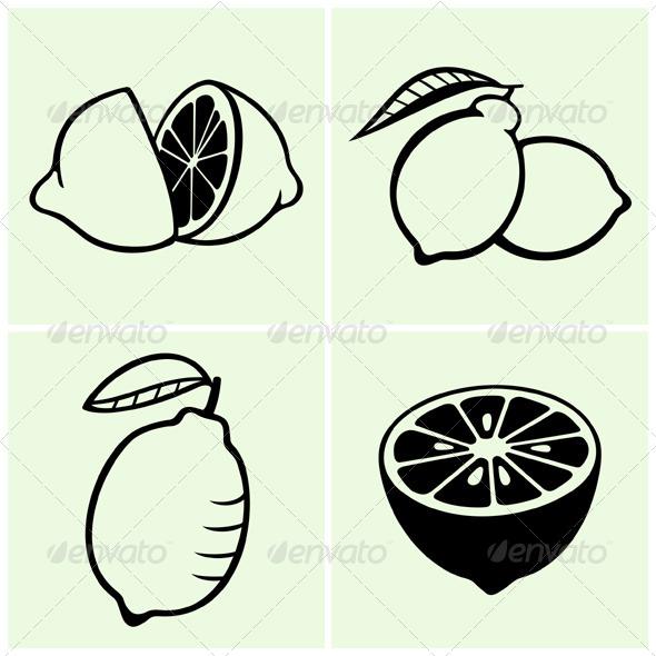 GraphicRiver Lemons 5488290