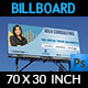 Corporate Business Billboard Template Vol.2 - GraphicRiver Item for Sale