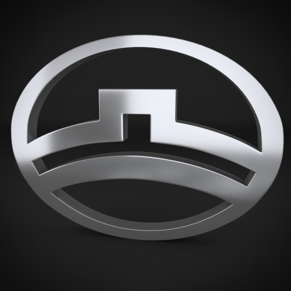 Great Wall Logo - 3DOcean Item for Sale
