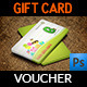 Gift Voucher Card Vol 5 - GraphicRiver Item for Sale