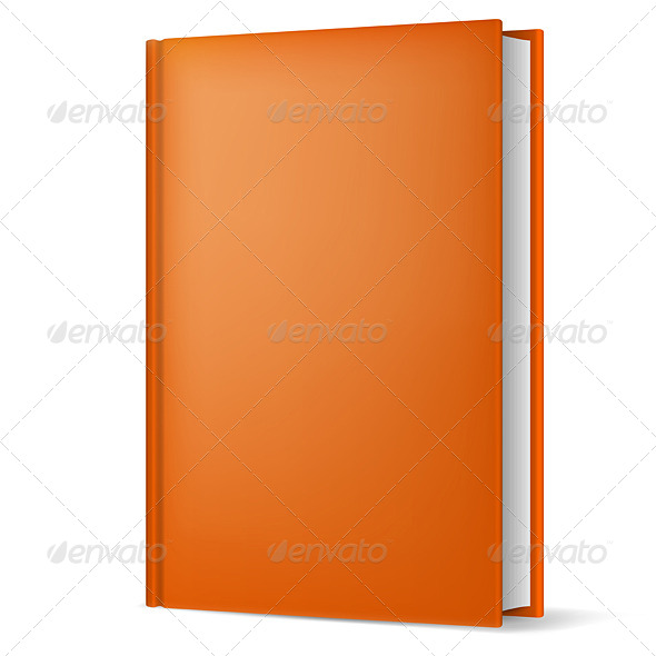 GraphicRiver Book isolated on white 5489272