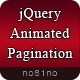 jQuery Animated Pagination (Navigation) Download
