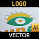 Sun Eye Logo - GraphicRiver Item for Sale