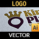 King Place Logo - GraphicRiver Item for Sale