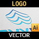Wavy Logo - GraphicRiver Item for Sale
