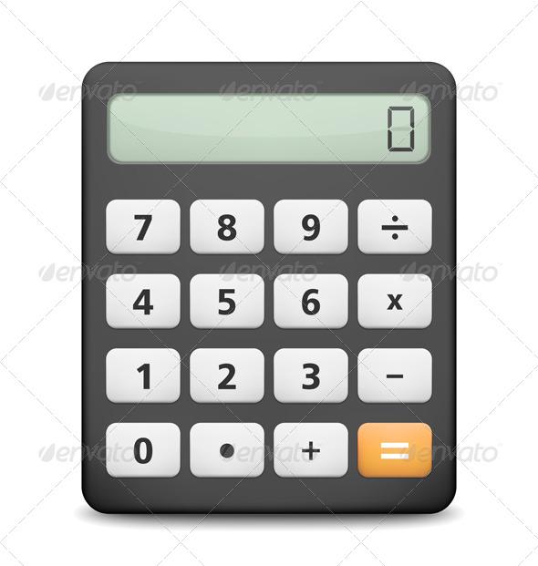 GraphicRiver Calculator 5489642