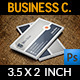 Corporate Business Card Vol.28 - GraphicRiver Item for Sale