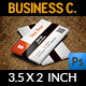 Corporate Business Card Vol.22 - GraphicRiver Item for Sale