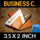 Corporate Business Card Vol.21 - GraphicRiver Item for Sale