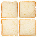Collection of slices of bread - PhotoDune Item for Sale