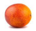 Single blood ripe red orange fruit - PhotoDune Item for Sale