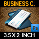 Corporate Business Card Vol.16 - GraphicRiver Item for Sale