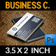 Corporate Business Card Vol.13 - GraphicRiver Item for Sale