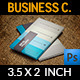 Corporate Business Card Vol.5 - GraphicRiver Item for Sale