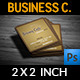Cafe Business Card - GraphicRiver Item for Sale