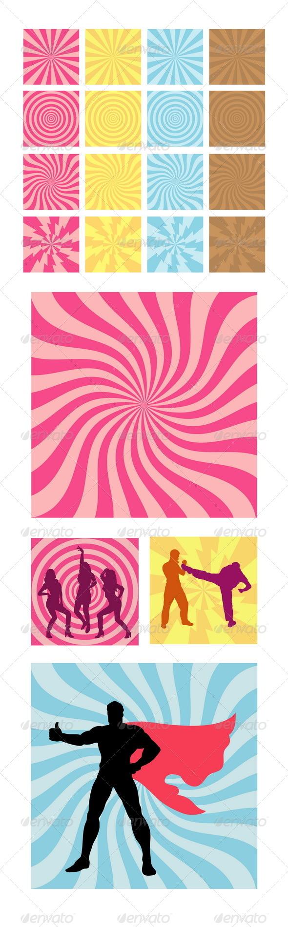 Background Decorations - Backgrounds Decorative