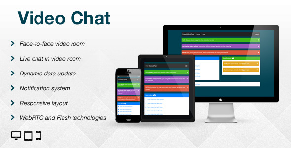 CodeCanyon Video Chat 5492482