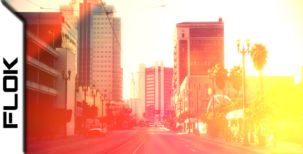 VideoHive Light Transitions 6 5492486