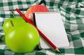 fruit and note pad  - PhotoDune Item for Sale