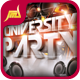 University Party Flyer - GraphicRiver Item for Sale