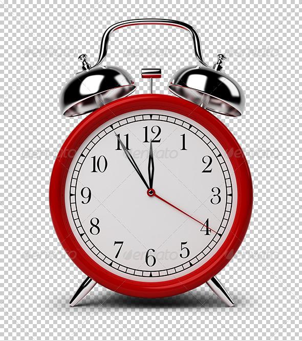 GraphicRiver Alarm Clock 5493036