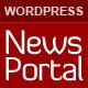Global News Portal - WordPress Theme