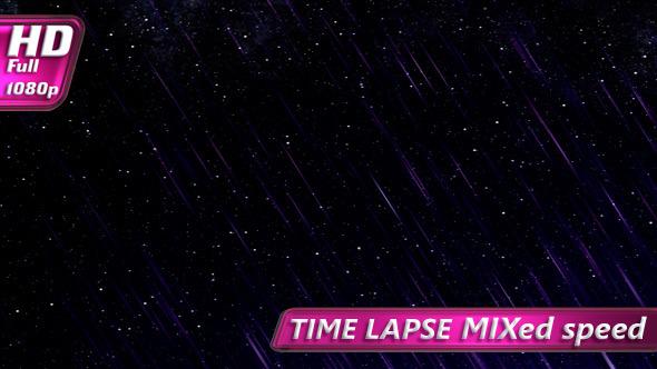 VideoHive Perseid Meteor Shower 5494179