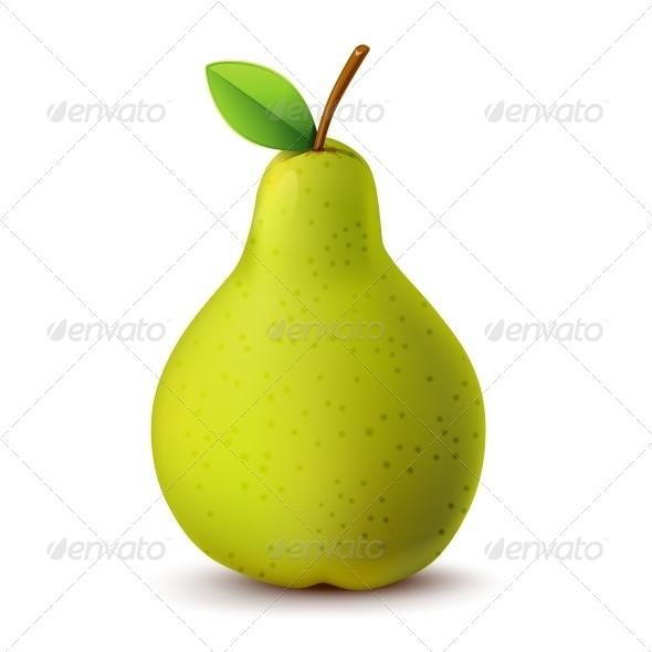 GraphicRiver Juicy Pear 5494291